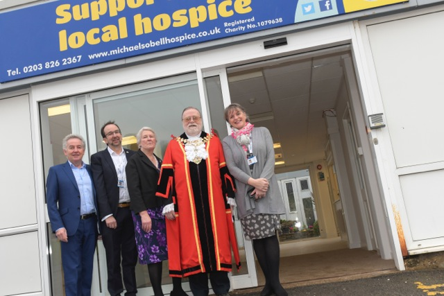 MICHAEL SOBELL HOSPICE INPATIENT UNIT REOPENING